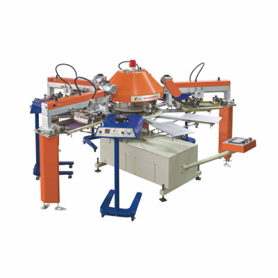 SPG Series Multi-functional Automatic Screen Printing Machine
